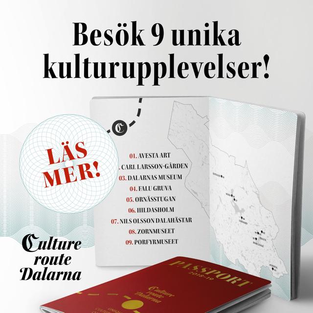Kulturresan - Kulturpasset