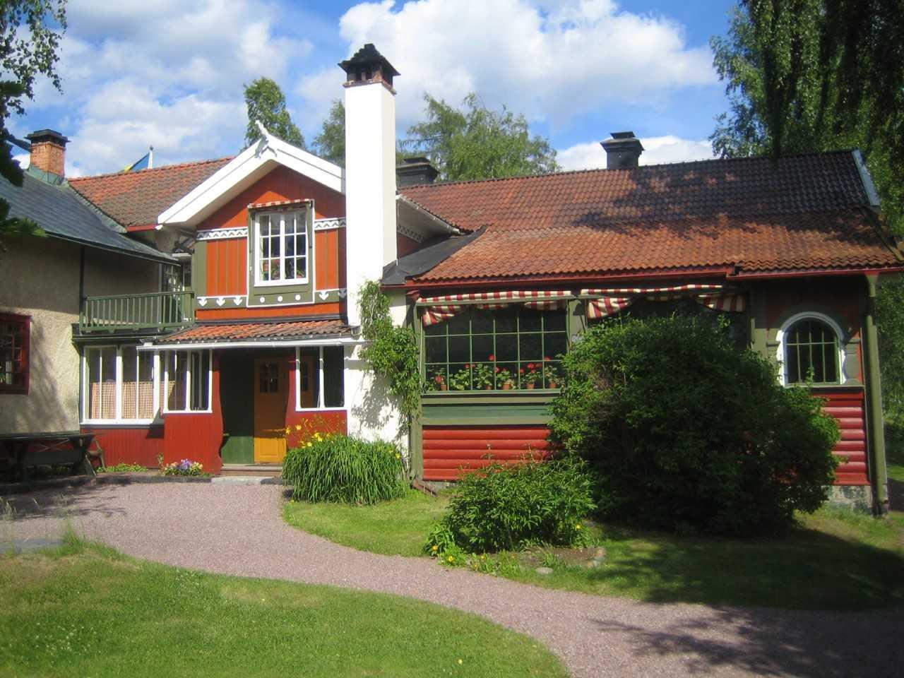 Carl Larsson gården – War välkommen kära du, till Carl
