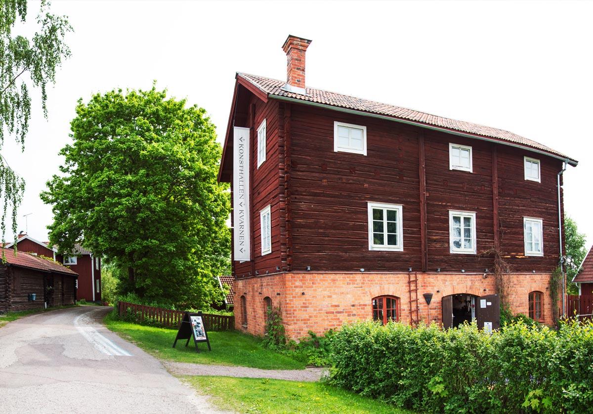 Skolvgen 30 Sundborn karta - unam.net